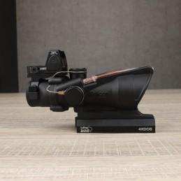Evolutiongear ACOG4X32&RMR w Larue QD mount