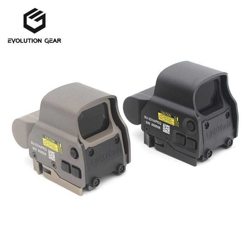 EvolutionGear 2020Ver. EXPS3-0 Sight Mil Spec Marking