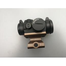 EvolutionGear EXPS3/G33/Side Flip Mount Sets Sighting System Mil Spec Markings