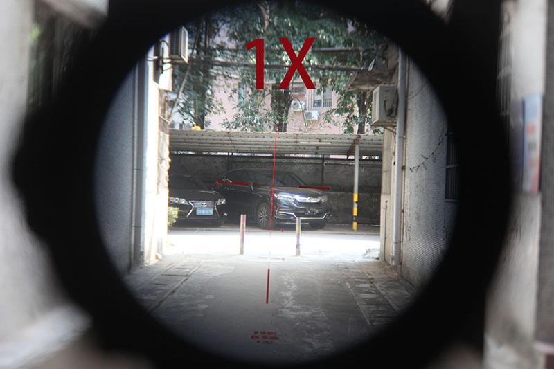 DR Elcan Gen3 1-4X scope